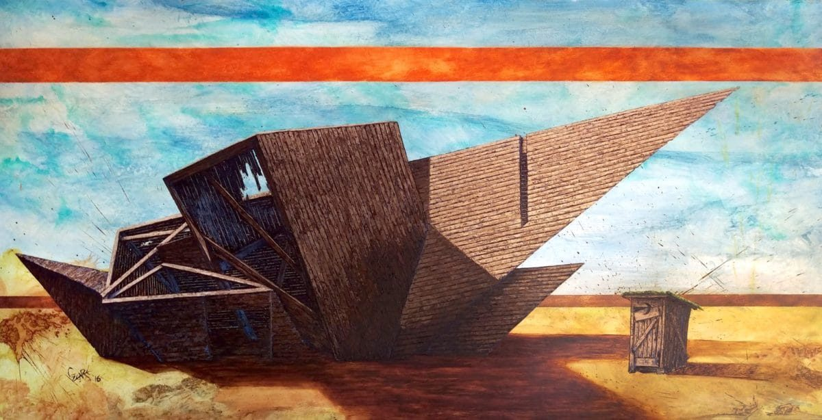 """The DAM Barn"" by Nate Geare 